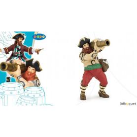 Pirate au canon