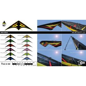 Garuda Cerf-volant de freestyle radical
