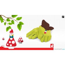 Paire de gants Natur' pour petits jardiniers