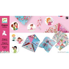 Origami Cocottes à gages Design by Flip Flop Design