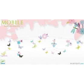 Ronde des papillons Mobile pour chambre d'enfant