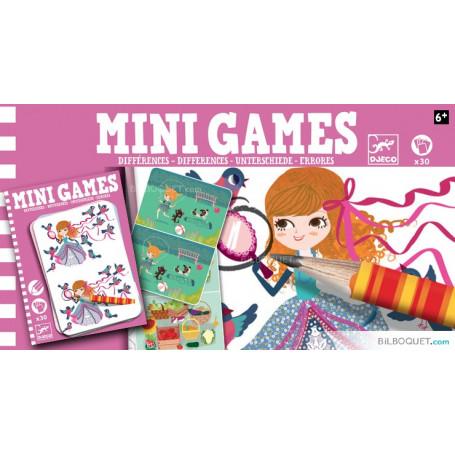 Jeu Mini Games Les différences de Léa