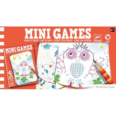 Jeu Mini Games Les points à points d'Elisa