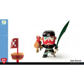 Sam Parrot - Arty Toys pirates