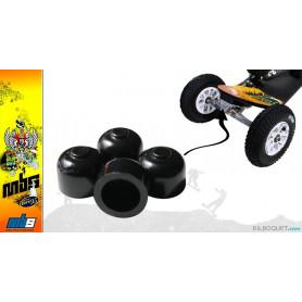 Pivot Cups MBS VECTOR - Bouchons de pivot pour truck VECTOR (set de 4)