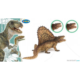 Dimétrodon Dinosaure Papo