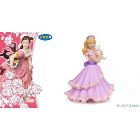 Princesse au chat Figurine Papo