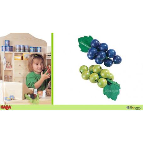 Grappe de raisins (1 pièce)