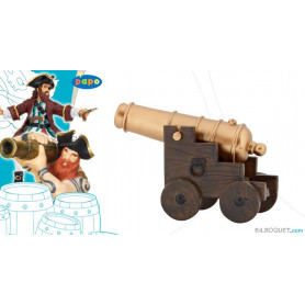 Canon de pirates Figurine Papo