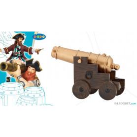 Canon de pirates Figurine Papo