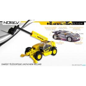 Chariot télescopique NEW HOLLAND LM 1745 - Norev Construction
