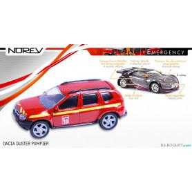 DACIA Duster Pompier - Norev Emergency