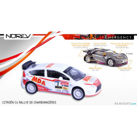CITROËN C4 WRC - Norev Racing