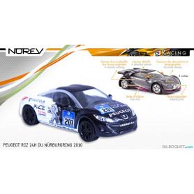 PEUGEOT RCZ bicolore - Norev Racing