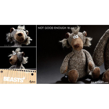 Not Good Enough Petit Ours Peluche design Beasts