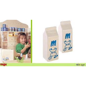 Brique de lait (1 pièce)