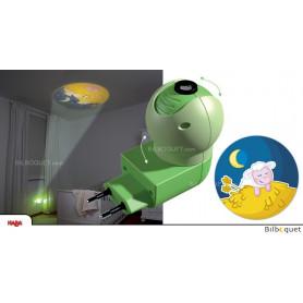 Veilleuse pour chambre d'enfant - Mouton (verte)