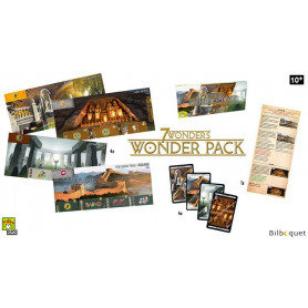 Wonder Pack - Extension pour le jeu 7 Wonders