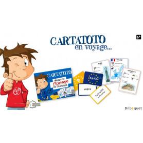 Cartatoto Europe Jeu de cartes pour enfants