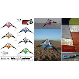 Nirvana 3E Skyshark cerf-volant ultra polyvalent