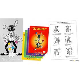 LES BALLES - Livret d'apprentissage jonglerie Mister Babache