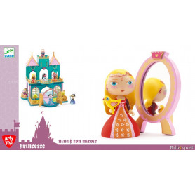 Nina & Ze mirror - Arty Toys Contes et légendes