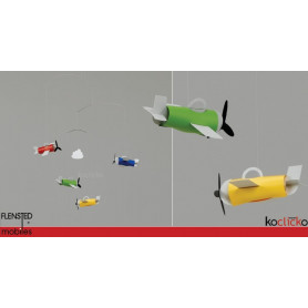 Aeromobile click-a-mobile