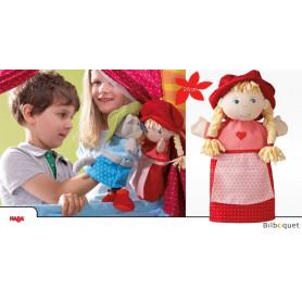 Marionnette à main Le petit chaperon rouge