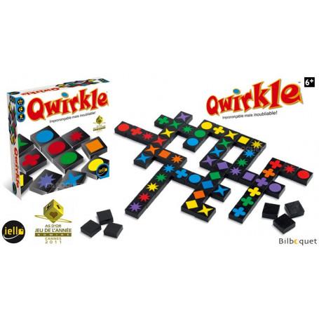 jeu qwirkle