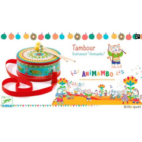 Tambour - Djeco Animambo
