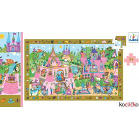Puzzle 54 pièces Princesse