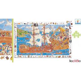 Puzzle 100 pièces Pirates