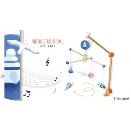 Mobile musical Bord de mer