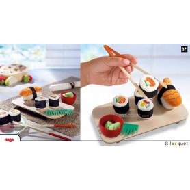 Sushi - jeu d'imitation Haba Biofino