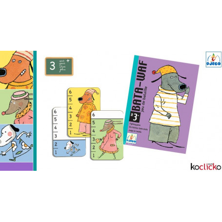 Jeu de cartes Batawaf