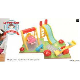 Les jeux d'extérieur Accessoires pour maison de poupées