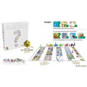 Concept - As d'or jeu de l'année 2014