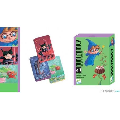 Jeu de cartes Mini Family
