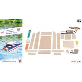 Bateau à vapeur - Kit de construction