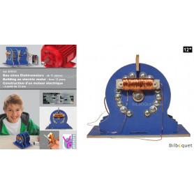 Construire un moteur électrique - Kit créatif et scientifique