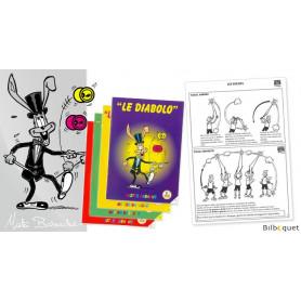 LE DIABOLO - Livret d'apprentissage jonglerie Mister Babache