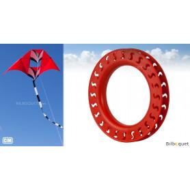 Poignée Yoyo Ø18cm pour ligne de cerf-volant monofil