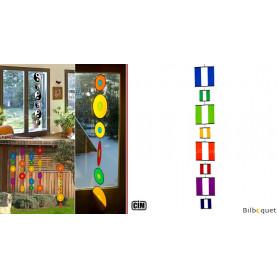Tambouri Fenêtres - Mobile d'intérieur et d'extérieur