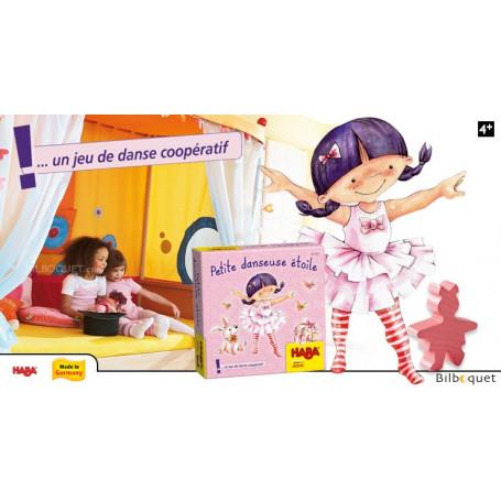 Petite danseuse étoile - Mini jeu de danse coopératif
