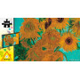 Puzzle 1000 pièces Van Gogh - Les tournesols