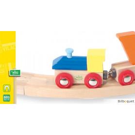 Locomotive pour les lettres train de Vilac
