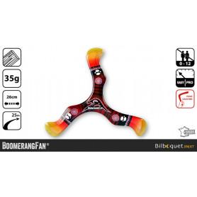 Original Runner - Boomerang en bois pour gaucher