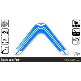 V-Shape - Boomerang en bois pour droitier