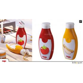 Moutarde et Ketchup Jouets d'imitation