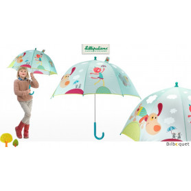 Parapluie enfants Jef le chien